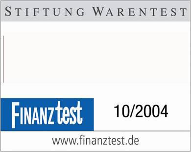Logo Finanztest