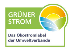 Grüner Strom Label