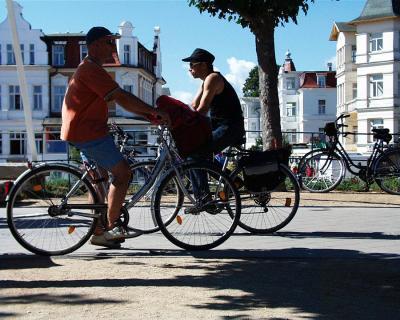 Radfahren ist aktiver Klimaschutz