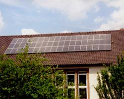 Kirchengemeinden nutzen Sonnenernergie