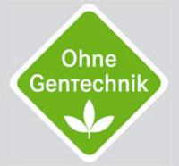 """""""Ohne-Gentechnik""""- Siegel"""