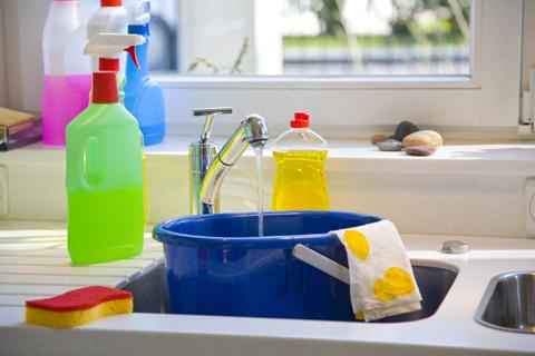 Kunststoffe im Haushalt