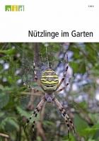 Info-Broschüre Nützlinge im Garten