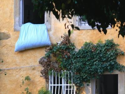 Lüften von Wohnräumen und Bettwäsche